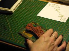 Fabulous Card - Using Stampin Up products - YouTube