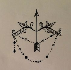 ornamental - victorian - Sagittarius - tattoo ideas                                                                                                                                                                                 More