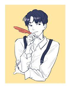 #Seventeen #Wonwoo #Fanart