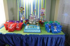 Super why main table