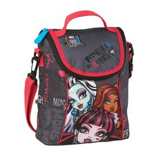 Monster High Lunch Bag - Staples