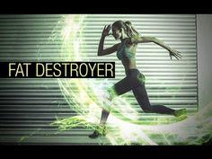 Fat Destroyer Workout - Melissa always brings it. Killer workout - YouTube
