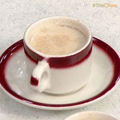 Daphne Oz's Maple Cardamom Spiced Milk #TheChew