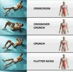 Simple workout for your abdomen