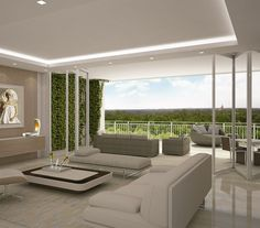 Biltmore Parc Coral Gables is a luxury boutique building with large apartments and terraces. The condo will offer 32 exclusive 3, 2 & 1-bedroom residences, all with a den, expansive private terraces & private elevator access. Residences from $950k.