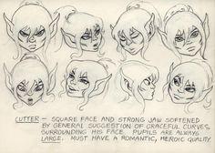 Cutter Original Face Sheet