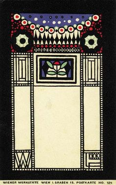 Vienna Secession Postcard NUMBERS 101-150  
