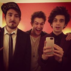 Pre-grammy party The Midnight Beast. The Midnight Beast, Dressed To Kill, Youtubers, Markers, Bae, Journal, Suits, My Love, Celebrities