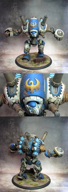 Stormwall Colossus