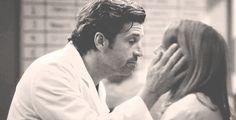 Derek and Meredith Grey's Anatomy GIFs | POPSUGAR Entertainment