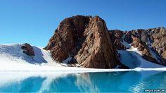Belcher Glacier, Devon Island, Nunavat, Canada    BBC - Canadian glaciers face 'big losses'