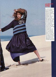 Facon, Pulls, Knitting, Blog, Vintage, Sauf, Important, Style, Magazine