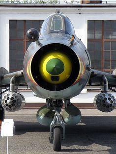 Air Fair 2008 - Bydgoszcz Poland (by Corsarz on Flickr). Poland Air Force Sukhoi Su-22M4 Fitter Location: Bydgoszcz-Szwederowo - EPBY Poland Registration/Serial No. 9305 cn 29305