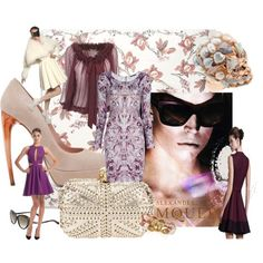 """It's good to be McQueen..."" by renee-switzer on Polyvore"