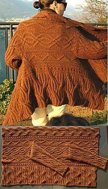 Sweter na drutach - Stylowi.pl - Odkrywaj, kolekcjonuj, kupuj