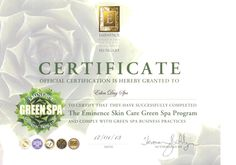 Eden Day Spa in Boca Raton, FL is a certified Eminence Organic Skincare Green Spa! Eden Day Spa, Spa Day, Eminence Organics, Organic Skin Care, Skincare, Green, Natural Skin Care, Skincare Routine, Skins Uk