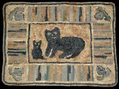 Primitive cats~♥~ Change the cats to Airedales