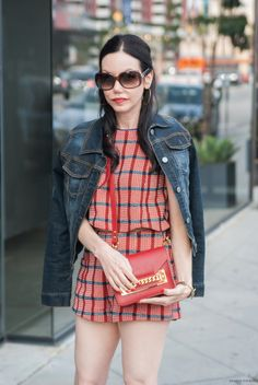 Harlyn the Labe, Matching Separates, Sophie Hulme Crossbody Bag, Summer Style, Los Angeles Fashion Blogger, Lisa Valerie Morgan, Pretty Little Shoppers Blog, Actress and Blogger