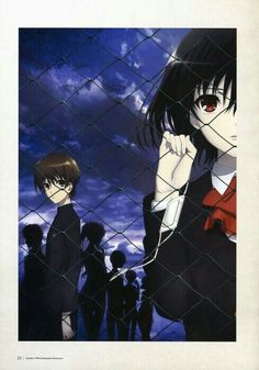 Another. One of the creepiest anime I have seen.