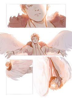 Kenny, the fallen angel who in heaven can not dwell (Immortality can suck) #kenny_mccormick - Immortality can suck - VK