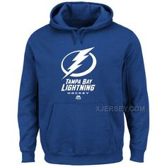 http://www.xjersey.com/tampa-bay-lightning-blue-team-logo-mens-pullover-hoodie02.html Only$45.00 TAMPA BAY LIGHTNING BLUE TEAM LOGO MEN'S PULLOVER HOODIE02 #Free #Shipping!