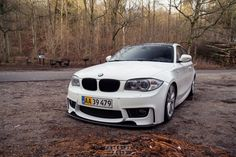 BMW E81 with new Motorsport II frontspoiler and frontspoiler lip.