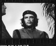 Alberto Korda's well known photograph of Marxist revolutionary Che Guevara, titled 'Guerrillero Heroico' or 'Heroic Guerrilla' has become a symbol of the 20th centry. It shows Che, as he was known, at a memorial service for victims of the La Coubre explosion. The picture depicts the then-31 year-old's stoic and character and now appear on T-shirts, tattoos, murials and walls all around the world. Despite being one of the most reproduced images in history.