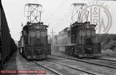 VGN EL-C #131 & #136 in Roanoke