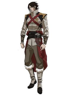 Castlevania Anime, Castlevania Netflix, Character Outfits, Character Art, Character Design, Belmont Castlevania, Trevor Belmont, Anime Art Fantasy, Shadow The Hedgehog