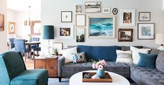 Makeovers are laborious affairs. Rarely do they happen overnight without a massive behind-the-scenes remodeling team. So, we were a bit stunned to see this Los Angeles home redo by Target home style expert and stylist Emily Henderson, which was completed in a single weekend (with a design