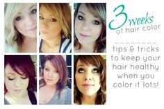 tips & tricks for at home hair colorers