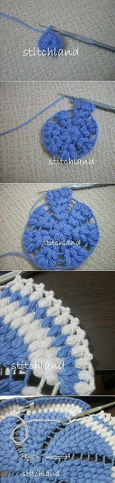 Crochet is very interesting motifs.