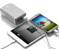 rogeriodemetrio.com: Portable Charger External Battery Power