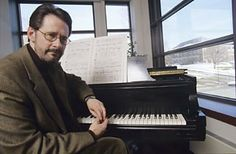 365 Things to DO – Day ONE HUNDRED SIXTY THREE: One of the world's leading composers! Steven Stucky is a Pulitzer Prize-winning American composer and has written commissioned works for many of the major American orchestras including Los Angeles, New York, Philadelphia, Pittsburgh. He has taught at Cornell since 1980. http://www.stevenstucky.com/