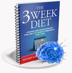 "Review on the 3 week diet: Nature's Biggest Mistake: The ""Natural Fat Problem..."