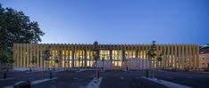 Pontivy Media Library,© Luc Boegly