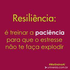 Me Ensina Aí: como praticar a resiliência