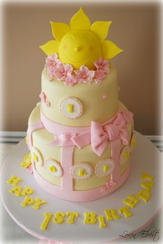 sunshine cake - Google Search