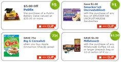 Over 60 Money Saving Grocery Coupons Down @ Your Local Publix:) http://spacecoastcouponsofbrevard.com/coupons/publix