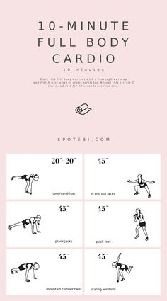 Cardio Workout At Home, Gym Workout Tips, Fitness Workout For Women, Easy Workouts, Workout Challenge, At Home Workouts, Boxing Workout, Weekly Workout Schedule, Workout Kettlebell