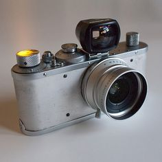 A stripped back 1937 Leica Standard