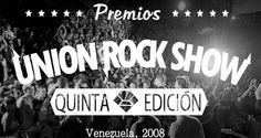 Uno de los festivales de música en Caracas de nuevo está de regreso, hablamos del Union Rock Show (URS) y en esta ocasión presentarán la Quinta Edición de sus Premios Union Rock Show 2015, y tienes la oportunidad de prenominar a tu agrupación musical favorita en la página web del evento para y así ayudarlos…