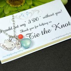 Bridal bridesmaid gifts jewelry Birthstone by TheFabulousJewelry, $44.99