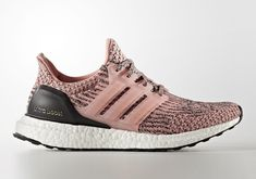 6010ee17dfa The adidas Ultra Boost 3.0 Salmon will release this Spring 2017 featuring  the three stripe s new