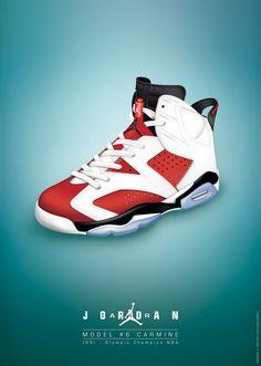 (projet personnel) Dessin du modèle de basket Nike Air Jordan sur  illustrator. Déclinaison ce07716d10