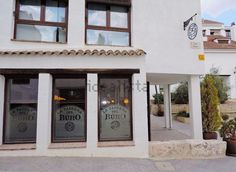 #Restaurant with terrace #ForSale in Olmeda de las Fuentes, #Madrid.