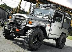 45 Trendy Cool Cars And Trucks Off Road Jeeps Toyota Lc, Toyota Fj40, Toyota Trucks, 4x4 Trucks, Ford Trucks, Jeep 4x4, Jeep Truck, Toyota Land Cruiser, Carros Toyota