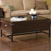 Found it at Wayfair - Southport Trunk Coffee Table with Lift-Top