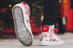 reputable site 06084 66ab6 NIKE Blazer Mid Gift Wrap Pack  sneakers  nikeblazer Hot Shoes, Shoes  Sneakers,