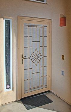 Security doors safety doors tempered glass screensstorm door locksround top doors u2026 | Doors | Pinterest | Security door Storm doors and Round top & Security doors safety doors tempered glass screensstorm door ...